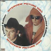Click here for more info about 'Pet Shop Boys - Interview Picture Disc'