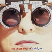 Click here for more info about 'Pet Shop Boys - It's Alright'