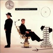 Click here for more info about 'Pet Shop Boys - Left To My Own Devices - Single Sleeve Ed.'