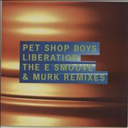Click here for more info about 'Pet Shop Boys - Liberation (Remixes) - Double Pack - Promo'