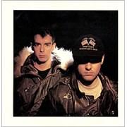 "Pet Shop Boys Love Comes Quickly UK 10"" vinyl"