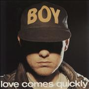 Click here for more info about 'Pet Shop Boys - Love Comes Quickly'