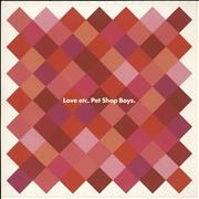 Click here for more info about 'Pet Shop Boys - Love Etc.'