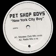 Click here for more info about 'Pet Shop Boys - New York City Boy - Advance + Press Release'