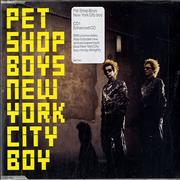 Click here for more info about 'Pet Shop Boys - New York City Boy'