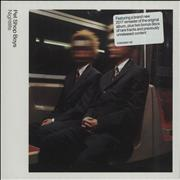 Pet Shop Boys Nightlife / Further Listening 1996–2000 - Sealed UK 3-CD set