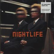 Click here for more info about 'Nightlife - 180gram Vinyl + Sealed'