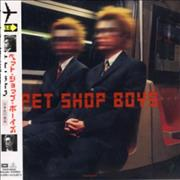 Click here for more info about 'Pet Shop Boys - Nightlife - Slipcase & Obi'