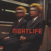 Click here for more info about 'Pet Shop Boys - Nightlife'