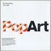 Click here for more info about 'PopArt - The Hits'