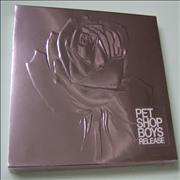 Click here for more info about 'Pet Shop Boys - Release - Pink Foil Sealed'