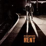 Click here for more info about 'Pet Shop Boys - Rent'