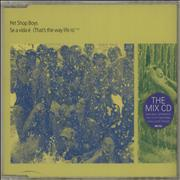 Pet Shop Boys Se A Vida E [That's The Way Life Is] - CD2 UK CD single