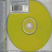 Pet Shop Boys Somewhere UK 2-CD single set