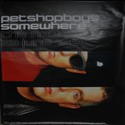 Click here for more info about 'Pet Shop Boys - Somewhere'