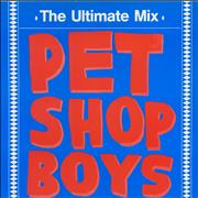 Click here for more info about 'Pet Shop Boys - The Ultimate Mix'