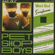 Click here for more info about 'Pet Shop Boys - West End - Sunglasses'