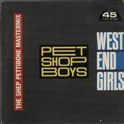 Click here for more info about 'West End Girls - EX'