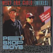 Click here for more info about 'West End Girls - Mixes'