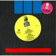 Click here for more info about 'West End Girls - Yellow Label - Die Cut Sleeve'