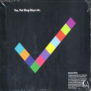 Click here for more info about 'Pet Shop Boys - Yes'