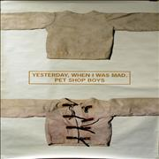 Click here for more info about 'Yesterday When I Was Mad'
