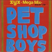 Click here for more info about 'Pet Shop Boys - Zyx Megamix'