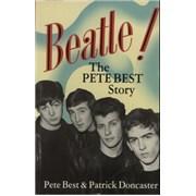 Pete Best Beatle! The Pete Best Story UK book