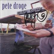 Click here for more info about 'Pete Droge - Necktie Second - Autographed'