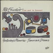 Click here for more info about 'Pete Escovedo - Yesterday's Memories Tomorrow's Dreams'