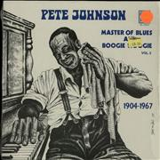 Click here for more info about 'Pete Johnson - Master Of Blues And Boogie Woogie Volume 3'