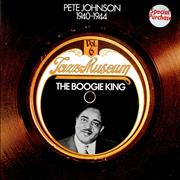 Click here for more info about 'Pete Johnson - The Boogie King - Jazz Museum Volume 6'