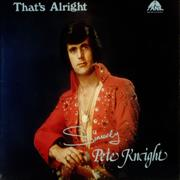 Click here for more info about 'Pete Knight - That's Alright - Autographed'
