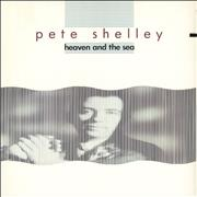 Click here for more info about 'Pete Shelley - Heaven & The Sea'