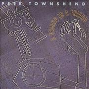 Click here for more info about 'Pete Townshend - A Friend Is A Friend'
