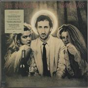 Click here for more info about 'Pete Townshend - Empty Glass - Clear Vinyl - Sealed'