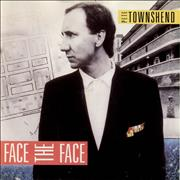 Click here for more info about 'Pete Townshend - Face The Face'
