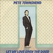 Click here for more info about 'Pete Townshend - Let My Love Open The Door + Sleeve'
