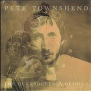 Click here for more info about 'Pete Townshend - The Quadrophenia Demos 1 + Shrink'