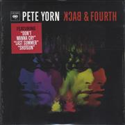 Click here for more info about 'Pete Yorn - Back & Fourth'