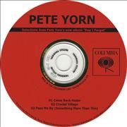 Click here for more info about 'Pete Yorn - Day I Forgot Sampler'