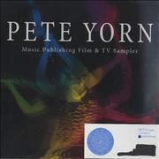 Click here for more info about 'Pete Yorn - Music Publishing Film & TV Sampler'