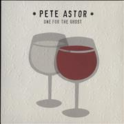Click here for more info about 'Peter Astor - One For The Ghost + CD'