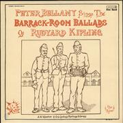 Click here for more info about 'Peter Bellamy - Sings The Barrack-Room Ballad of Rudyard Kipling'