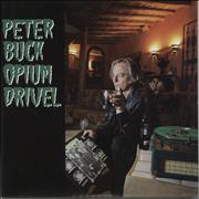 Click here for more info about 'Peter Buck - Opium Drivel EP'