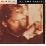 Click here for more info about 'Peter Cetera - One Good Woman'