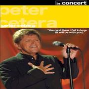 Click here for more info about 'Peter Cetera - Peter Cetera In Concert'