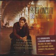Click here for more info about 'Peter Cincotti - East Of Angel Town'