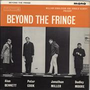 Click here for more info about 'Peter Cook & Dudley Moore - Beyond The Fringe - 1st'