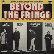 Click here for more info about 'Peter Cook & Dudley Moore - Beyond The Fringe - Factory Sample'